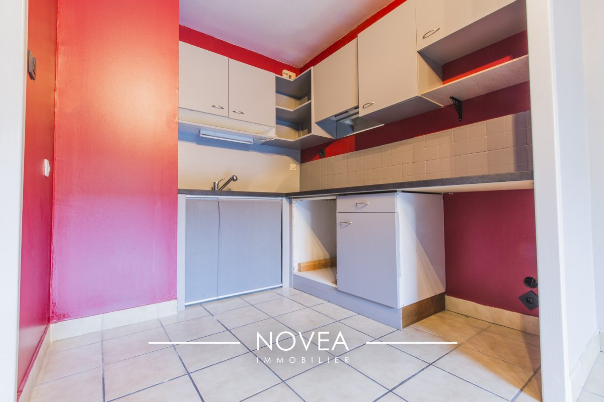 Appartement t2 56m2 en duplex clos bissardon caluire et for Novea lyon 6