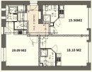 1 pièces 19 m² Appartement  Villeurbanne Grand Clément