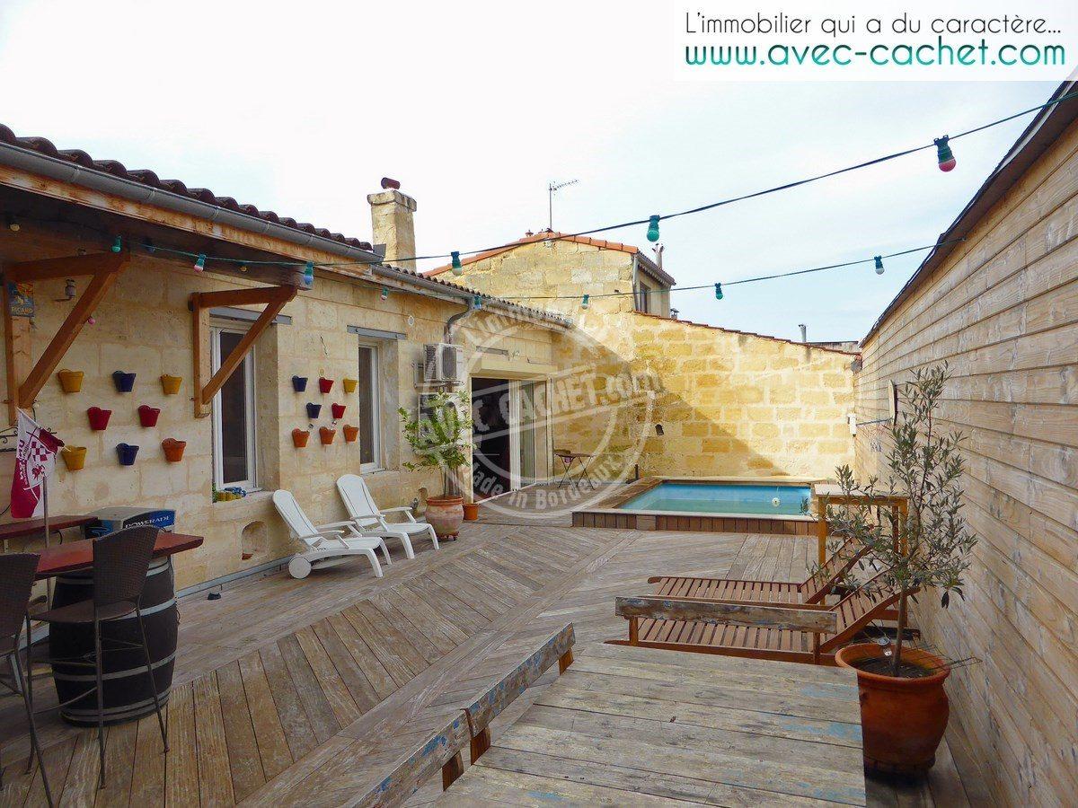 Bordeaux tondu appartement maison avec terrasse piscine - Hotel avec piscine a toulouse ...