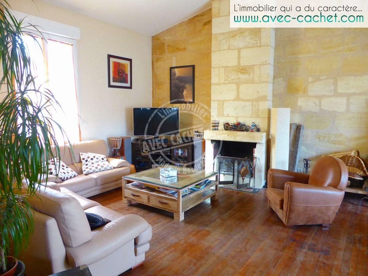 Bordeaux tondu appartement maison avec terrasse piscine for Appartement bordeaux