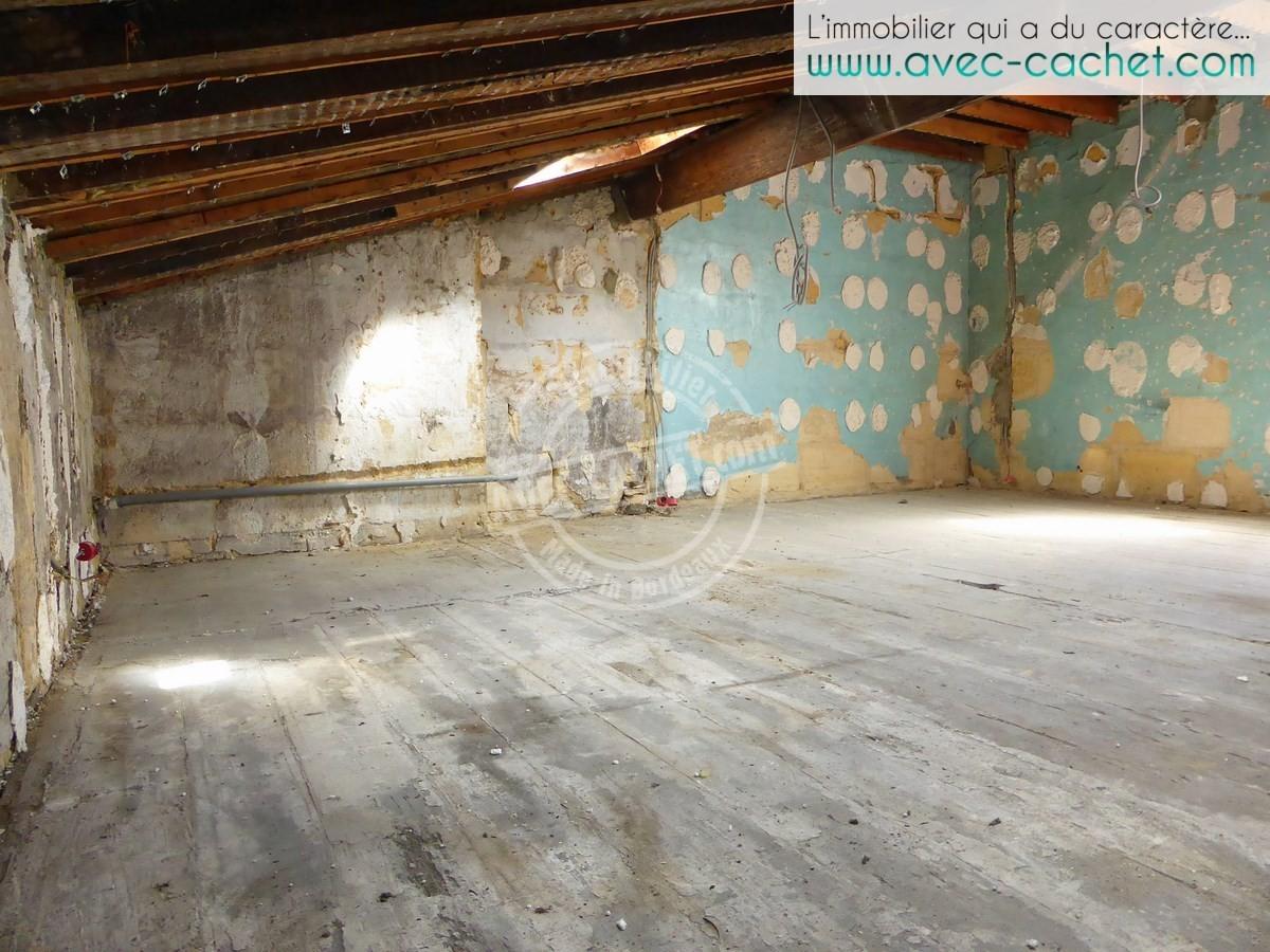 Bordeaux belcier plateau brut 30m2 au sol dans immeuble for Appartement bordeaux euratlantique