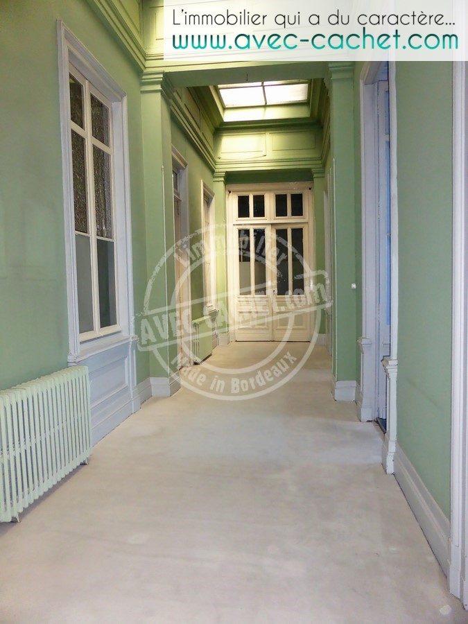 Bordeaux jardin public appartement dans h tel for Hotel original bordeaux
