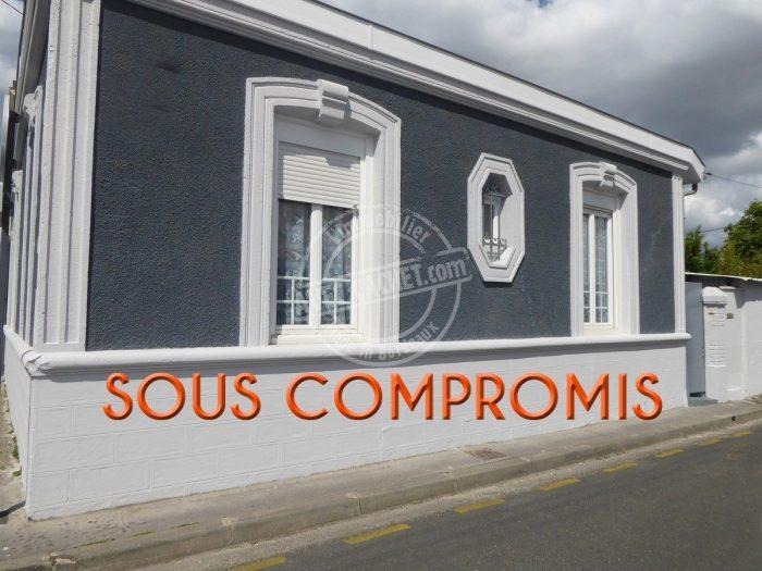 Merignac saint augustin bourdillot echoppe de plain pied for Garage boulanger saint augustin