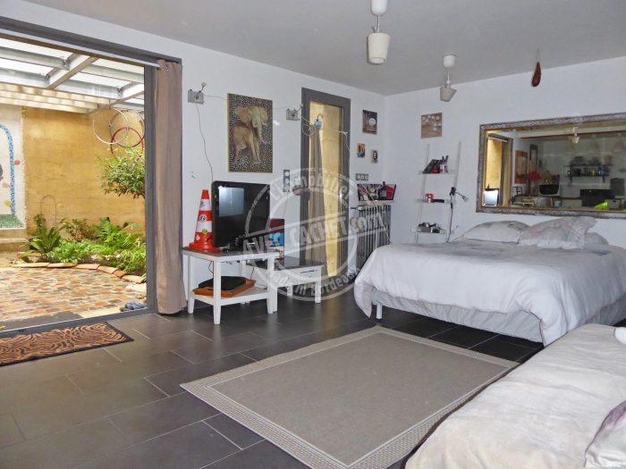 Bordeaux centre ville maison pierre r nov e garage 2 for Vente appartement bordeaux centre ville