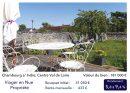 Maison 110 m² Chambourg-sur-Indre  5 pièces