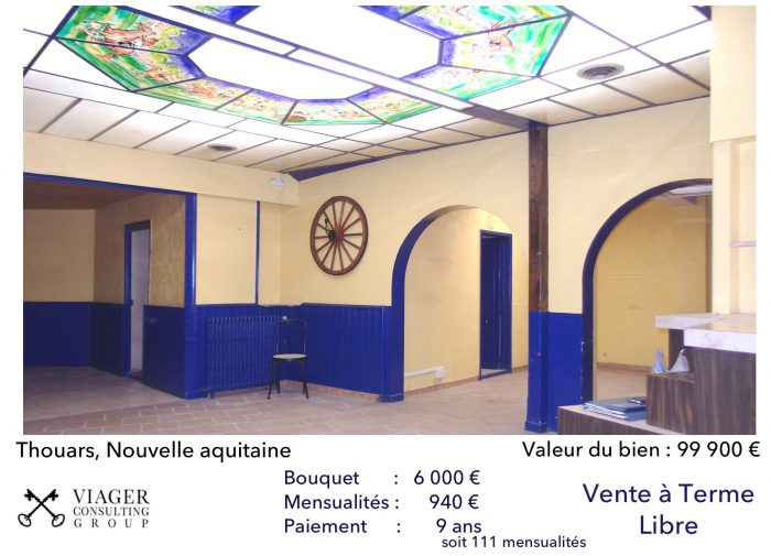 VenteMaison/VillaTHOUARS79100Deux SèvresFRANCE