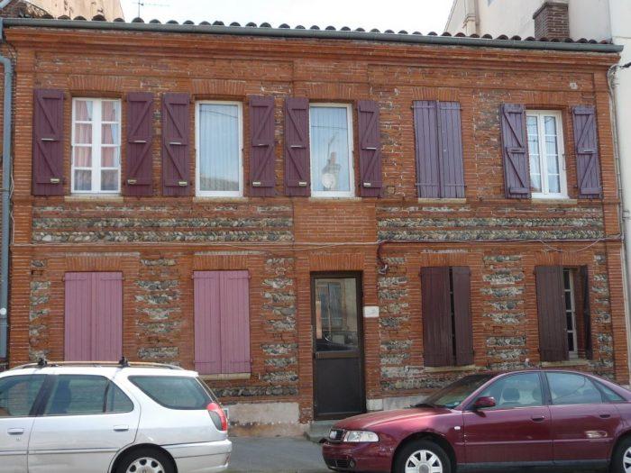 Appartement 17 m² Toulouse  1 pièces