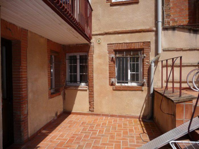Appartement 17 m² 1 pièces Toulouse