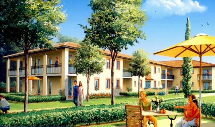 Appartement 53 m²  3 pièces