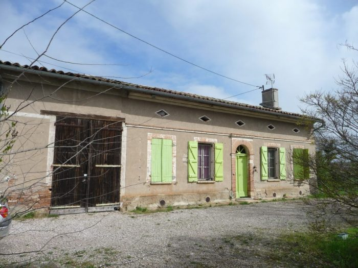 Maison  Toulouse croix d'aurade 110 m² 4 pièces