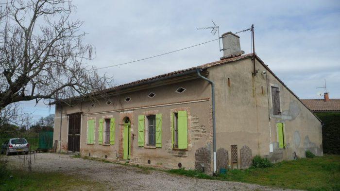 Maison 110 m² Toulouse croix d'aurade 4 pièces