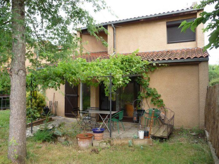 110 m² 4 pièces  Maison Castanet-Tolosan Castanet centre