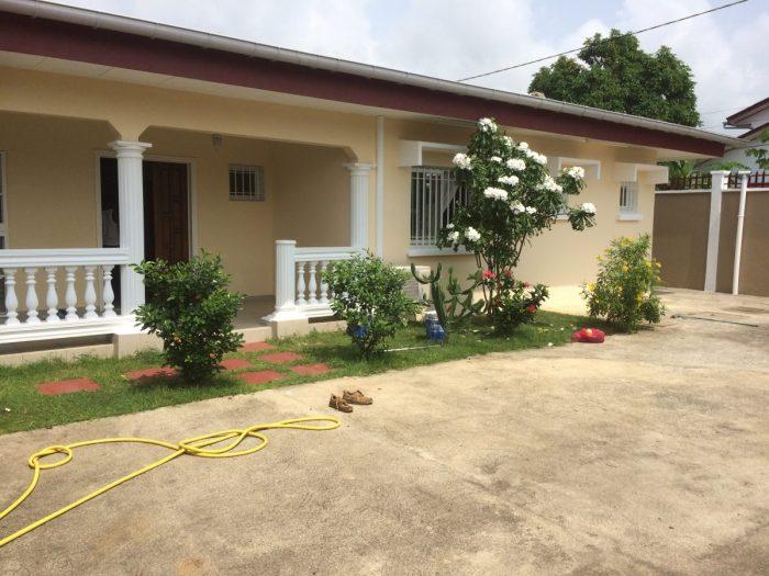 Villa de luxe a vendre okala phery immo libreville - Bureau de vente immobilier ...