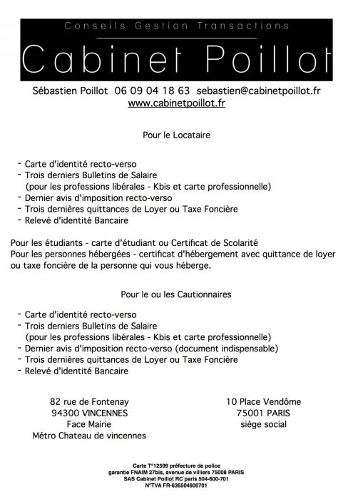 Location annuelleAppartementLE KREMLIN-BICETRE94270Val de MarneFRANCE