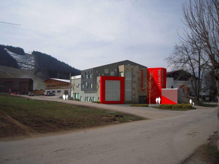 Location Local 1 pièces - 236 m² à M (25370)