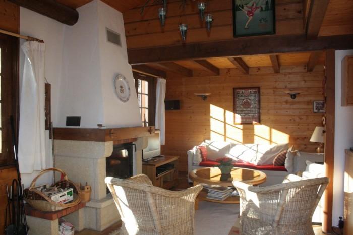 Vente Maison 4 chambres - 6 pièces - 100 m² à Saint-Gervais-les-Bains (74170)