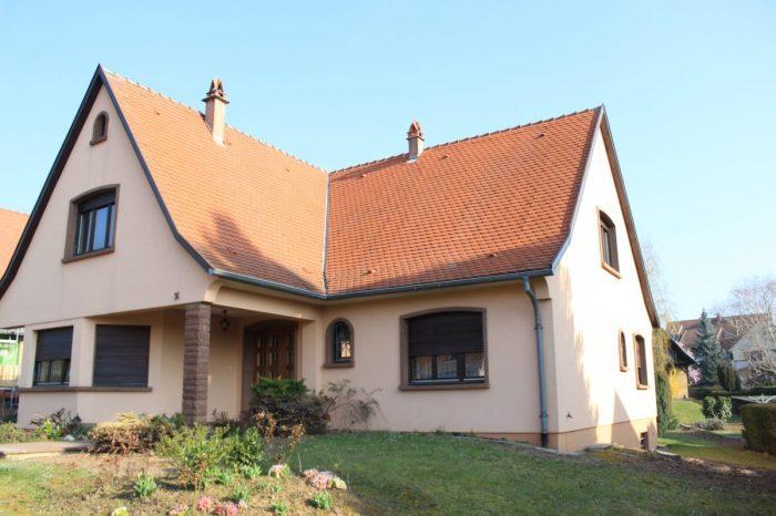 Vente Maison 4 chambres - 6 pièces - 200 m² à Mundolsheim (67450)