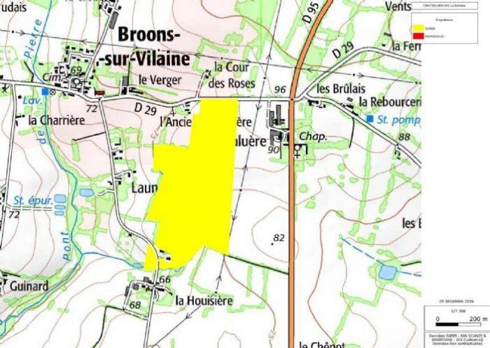 Propriété <b>20 ha </b> Ille-et-Vilaine (35)