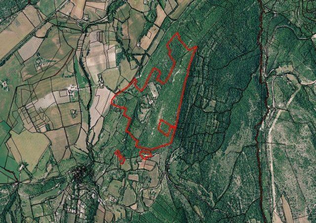 Propriété 40 ha 55 a  Alpes-de-Haute-Provence (04)