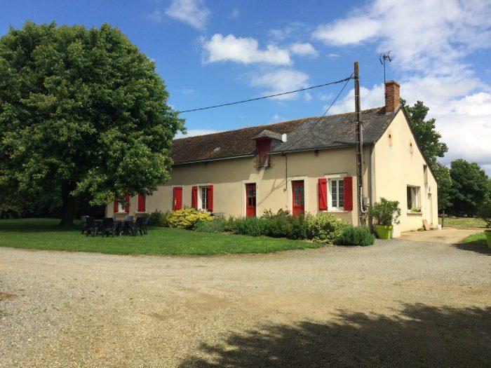 Propriété 100 ha  Sarthe (72)