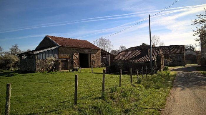 Propriété <b>24 ha 25 a </b> Haute-Vienne (87)