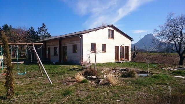 Propriété <b>1 ha 91 a </b> Hautes-Alpes (05)