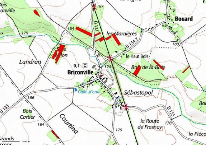 Propriété <b>4 ha 94 a </b> Eure-et-Loir (28)