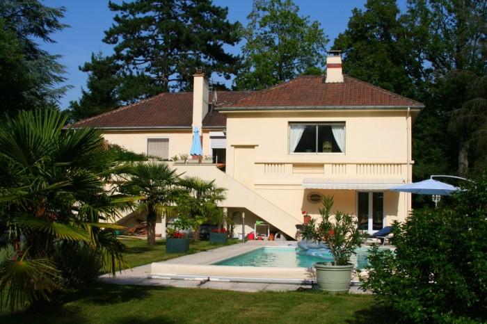 Maison dans le hameau de villers st fargeau ponthierry - Piscine saint fargeau ponthierry ...