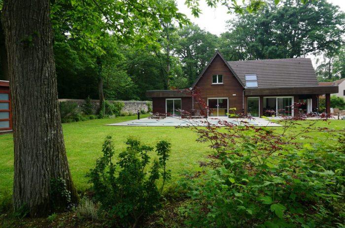 Vente Maison 5 chambres - 9 pièces - 255 m² à Boissise-la-Bertrand (77350)
