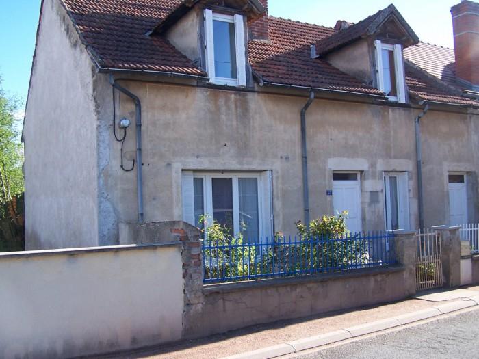 Vente Maison 4 pièces - 106 m² à Saint-Germain-des-Foss (03260)