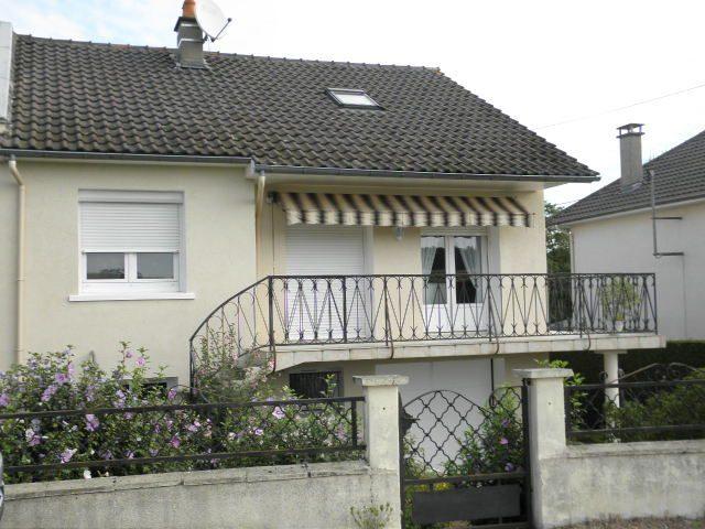 Vente Maison 3 chambres - 5 pièces - 110 m² à Billy (03260)
