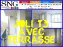 Appartement  SAINT-SAULVE  68 m² 3 pièces