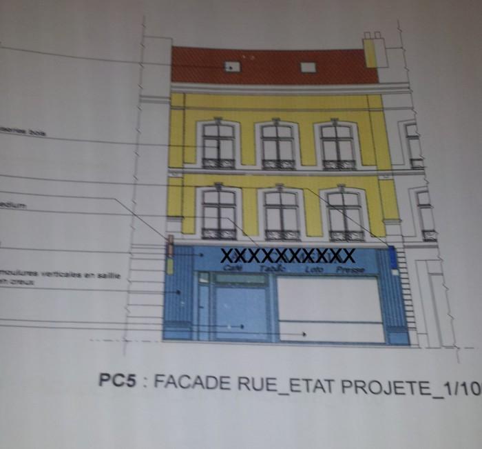 Vente Immeuble  - 131 m² à Saint-Omer (62500)