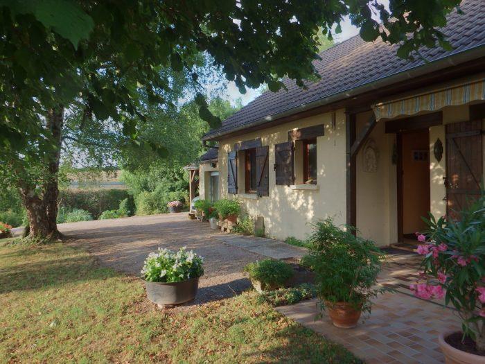 Vente Maison 5 chambres - 6 pièces - 115 m² à Island (89200)