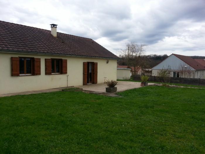 Vente Maison 3 chambres - 4 pièces - 92 m² à Besan (25000)