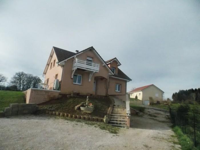 Vente Maison 4 chambres - 6 pièces - 160 m² à Besan (25000)