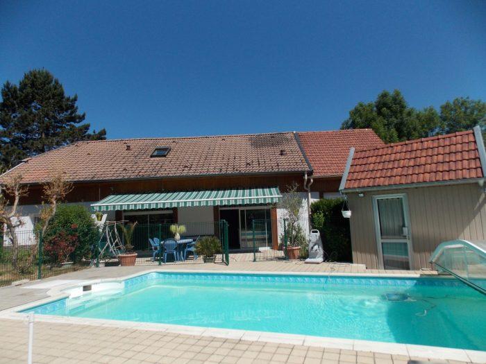 Vente de Maison 4 chambres - 8 pièces - 180 m² à Besan (25000)