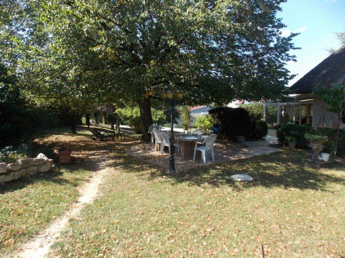 Vente Maison 5 chambres - 7 pièces - 380 m² à Besan (25000)