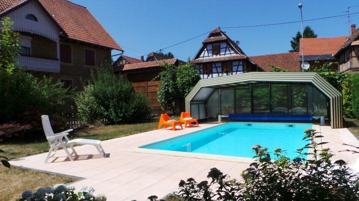 Vente Maison 9 chambres - 12 pièces - 430 m² à Truchtersheim (67370)