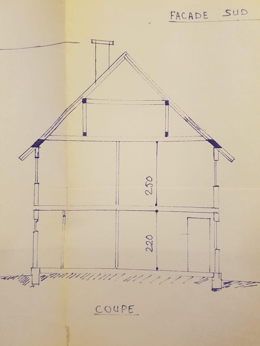 Plan maison ancienne maison bellevue optimise 2 plan for Aide renovation maison ancienne pour location