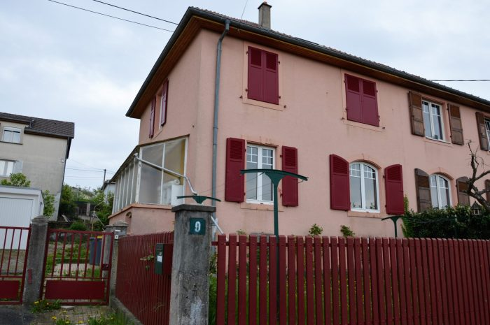 VenteMaison/VillaBRUNSTATT68350Haut RhinFRANCE