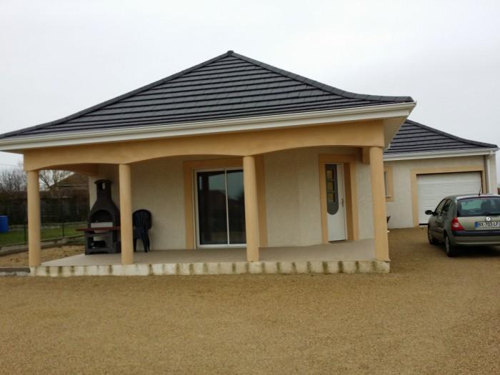 Vente de Maison 3 chambres - 4 pièces - 110 m² à Sanvignes-les-Mines (71410)