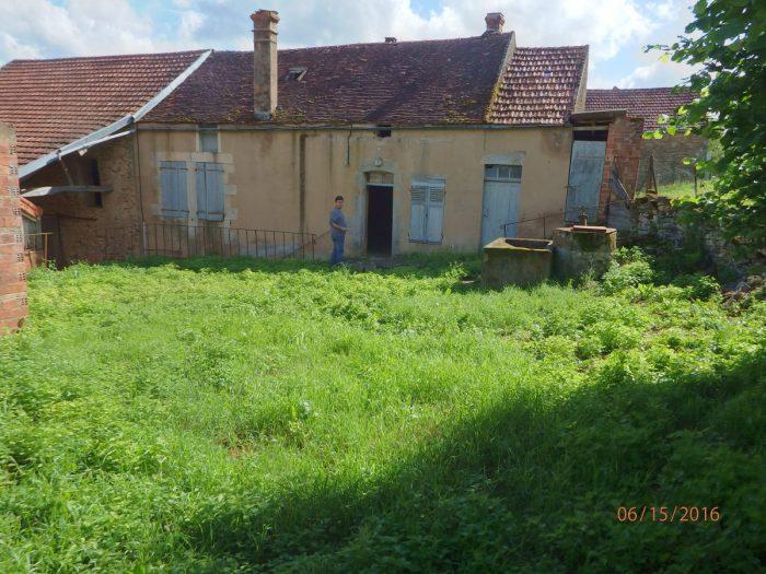 Vente Maison 3 pièces - 65 m² à Thory (89200)