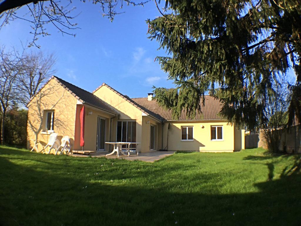 Maison plain pied magny les hameaux sweet home for Vente maison individuelle 06