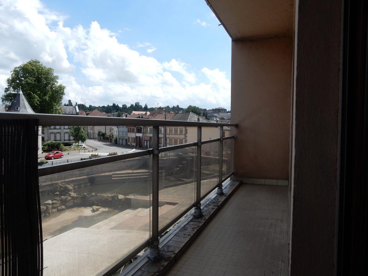 Appartement Sarrebourg  60 m² 2 pièces