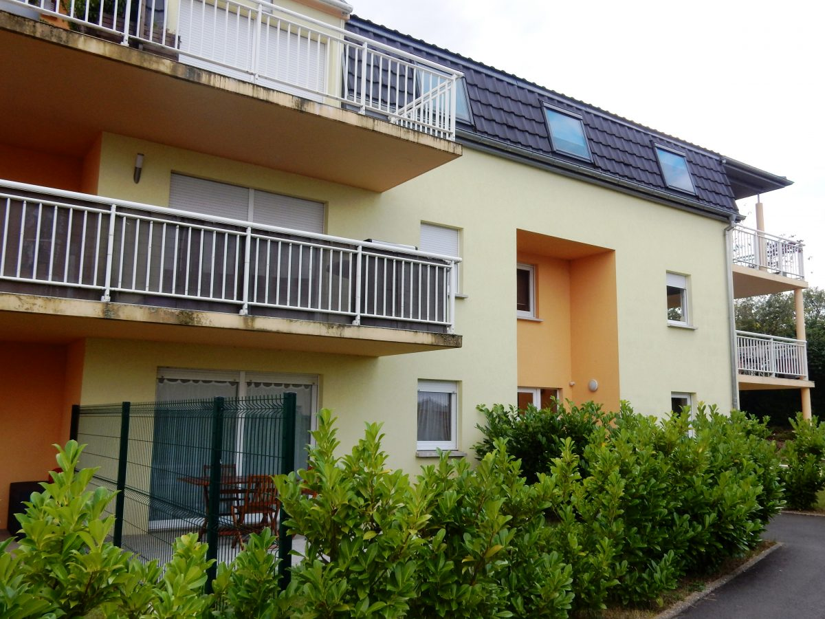 Appartement 76 m² Sarrebourg  4 pièces