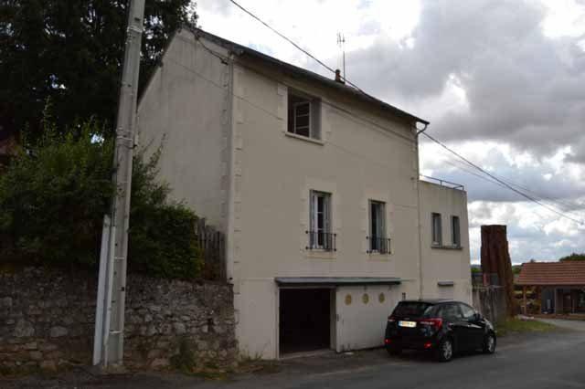 Maison  luzy  78 m² 5 pièces