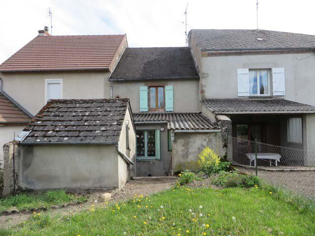 Maison 55 m² issy l'eveque  4 pièces