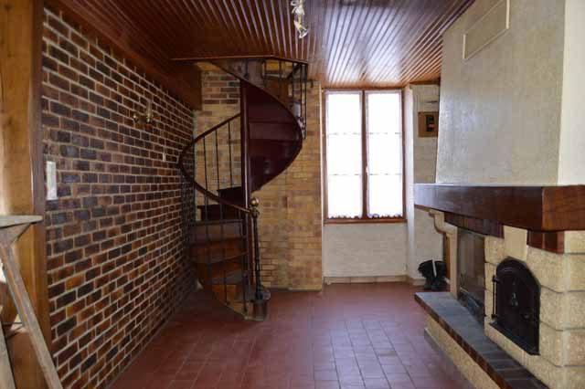 Ancienne boulangerie, une boutique et maison dans le centre d'un village dans le parc régional du Morvan sur un terrain d'environ 500m2.
