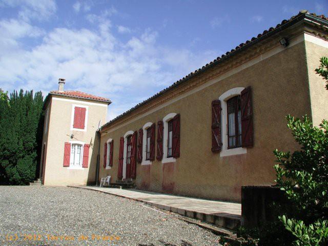 Maison avec vue à Mirande